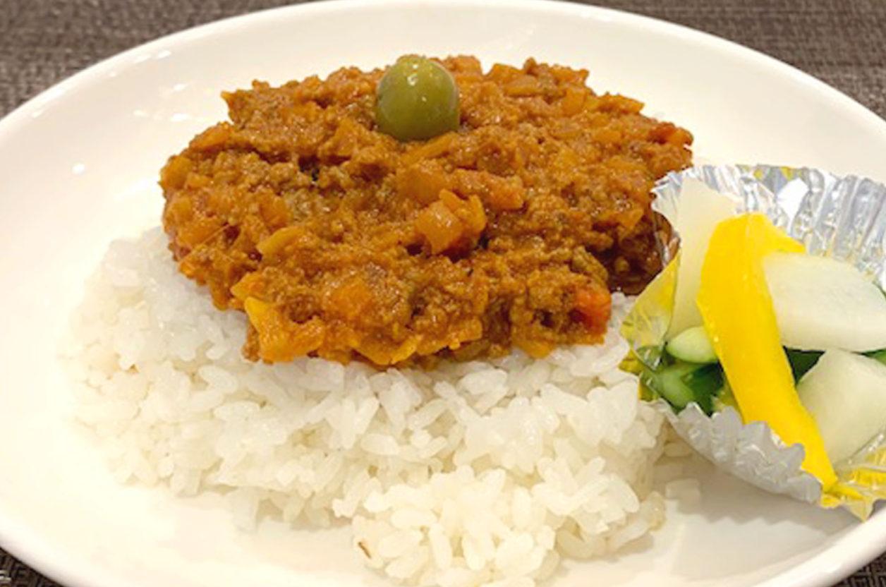 2_Kitchen-Hana_キーマカレー