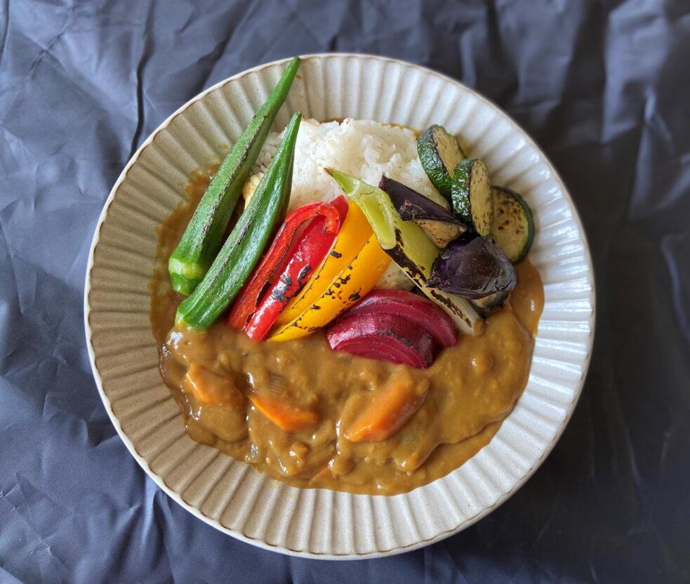 Vege-1グランプリ野菜で元気に!夏のもりもりカレー